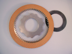 Custom clutch discs, drives discs, and friction discs